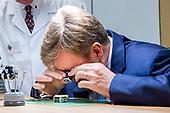 Koning opent jubileumjaar Vakschool Schoonhoven
