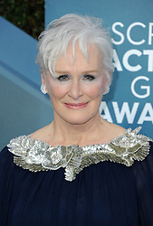 Glenn Close at the 26th Annual Screen Actors Guild Awards held at the Shrine Auditorium in Los Angeles, USA on January 19, 2020.