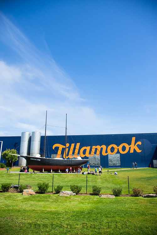 Tillamook, Oregon.