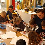 Naschoolse Opvang Bilthoven kinderen en leidsters