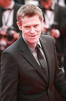 Willem Dafoe at Jimmy's Hall gala screening red carpet at the 67th Cannes Film Festival France. Thursday 22nd May 2014 in Cannes Film Festival, France.