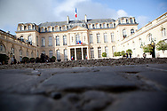 15052012. Paris. Investiture de François Hollande à la présidence de la République. Invités et ambiance.