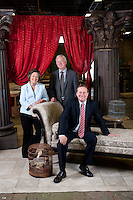 Photographed for the cover of Pulse, the magazine for the Victoria Foundation, we gathered together Sandra RIchardson, CEO of the Victoria Foundation, Patrick Corrigan, Executive Director of the Pacific Opera and Rod Dewer, CEO of Island Savings.