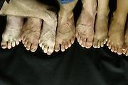 Belo Horizonte_MG, Brasil...Detalhe dos pes de pessoas...Detail of people feet...Foto: LEO DRUMOND / NITRO