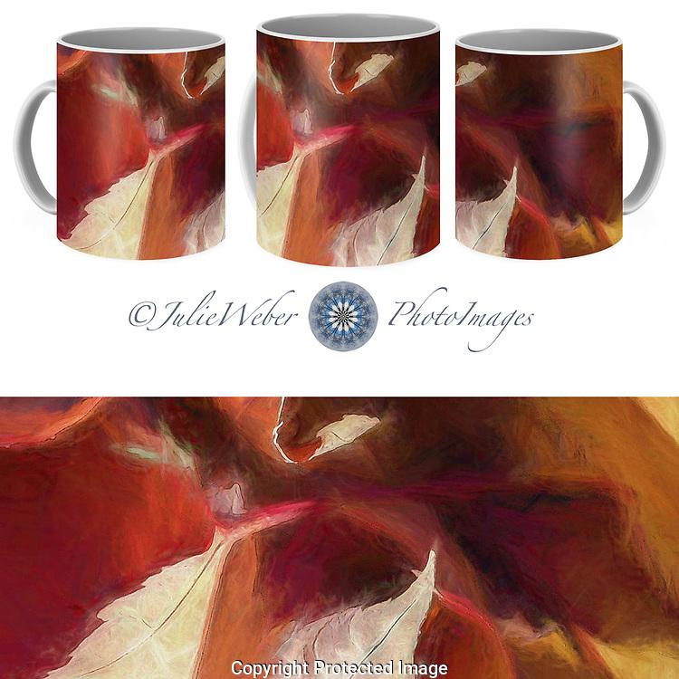Mug Showcase 30 - Shop here: https://2-julie-weber.pixels.com/featured/tossed-3-julie-weber.html
