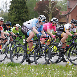 08-05-2021: Wielrennen: GP Eco Struct : Belgie: Mieke Kroger
