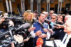 Italy, Milan - March 29, 2019.Italy's deputy prime minister and interior minister, Matteo Salvini (Credit Image: © Maule/Fotogramma/Ropi via ZUMA Press)