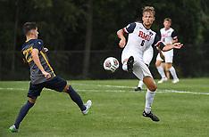 2021-08-26 Robert Morris Men's Soccer vs. WVU