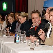 NLD/Amsterdam/20060303 - Perspresentatie Wie is de Mol 2006,