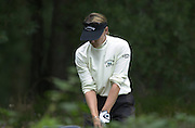 2001 Weetabix Women's British Open, Sunningdale Golf Course, Berks, Great Britain<br />  <br /> [Mandatory Credit Peter Spurrier/Intersport Images]<br /> <br /> Friday 3rd August 2001<br /> Weetabix Women's British Open<br /> <br /> Annika Sorenstam, approaching the the 13th tee