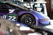 June 24-26, 2021: Lamborghini Super Trofeo: Watkins Glen International. 22 Dream Racing Motorsport, Lamborghini Las Vegas, Lamborghini Huracan Super Trofeo EVO, DR22