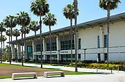 Student Recreation Center on Campus at California State University Fullerton