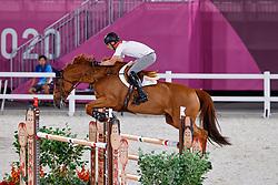 Smolders Harrie, NED, Bingo Du Parc, 372<br /> Olympic Games Tokyo 2021<br /> © Hippo Foto - Dirk Caremans<br /> 01/08/2021