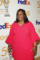 March 9, 2019 - Los Angeles, CA, USA - LOS ANGELES - MAR 9:  Gigi DIxon at the 50th NAACP Image Awards Nominees Luncheon at the Loews Hollywood Hotel on March 9, 2019 in Los Angeles, CA (Credit Image: © Kay Blake/ZUMA Wire)