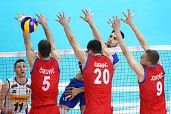 DANIELE LAVIA (ITALIA)<br /> ITALIA - SERBIA<br /> PALLAVOLO VNL VOLLEYBALL NATIONS LEAGUE 2019<br /> MILANO 21-06-2019<br /> FOTO GALBIATI - RUBIN