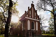 Trutnowy na Pomorzu. Gotycki kościół z XIV wieku