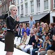 NLD/Amsterdam/20110904 - Grazia PC Catwalk 2011, Stacey Rookhuizen
