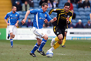 Stockport County FC 1-4 Macclesfield Town FC 19.2.11