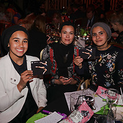 London,England,UK. 11th May 2017. Women's Sport Trust, the leading women's sports charity, hosts the Women's Sport Trust Awards - #BeAGameChanger Awards 2017 at The Troxy,london, UK. by See Li