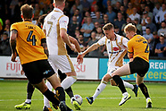 Cambridge United v Milton Keynes Dons 131018