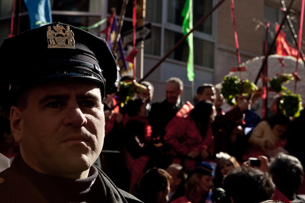 Chinese Lunar New Year Parade, NYC, 2010