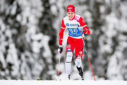 January 11, 2018 - GSbu, NORWAY - 180111 Sigurd Hagen RÂ¿nning competes in the men's sprint classic technique qualification during the Norwegian Championship on January 11, 2018 in GÅ'sbu..Photo: Jon Olav Nesvold / BILDBYRN / kod JE / 160127 (Credit Image: © Jon Olav Nesvold/Bildbyran via ZUMA Wire)
