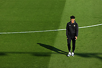 Football - 2018 / 2019 Premier League - AFC Bournemouth vs. Wolverhampton Wanderers<br /> <br /> Morgan Gibbs-White of Wolverhampton Wanderers takes a walk on the pitch at the Vitality Stadium (Dean Court) Bournemouth <br /> <br /> COLORSPORT/SHAUN BOGGUST