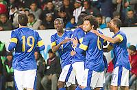 MalmÃ?  2012-10-11  Fotboll  Landskamp  Brazil    - Iraq   :  .(Foto: Christer Thorell, Pic-Agency.com) Nyckelord : .