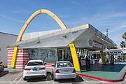 World's Oldest Mc Donald's Store Downey California