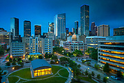 Harris County Courthouse, Downtown, Houston, Texas