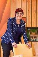Marieke Paarlberg, gynaecoloog in het Gelre Ziekenhuis in Apeldoorn. 15 juni 2016.