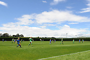 General view in the National womens league football match, Central Football v Southern United, Massey University, Palmerston North, Sunday, December 02, 2018. Copyright photo: Kerry Marshall / www.photosport.nz