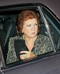 © Licensed to London News Pictures. 26/03/2014, UK. Cilla Black, I Can't Sing! The X Factor Musical - press night, London Palladium, London UK, 26 March 2014. Photo credit : Richard Goldschmidt/Piqtured/LNP