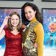 NLD/Utrecht/20190414 - Premiere Circus Noël, Luna Wijnands en Francesca Pichel