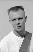 Andy Bell and Vince Clarke Erasure 1989 Video Shoot