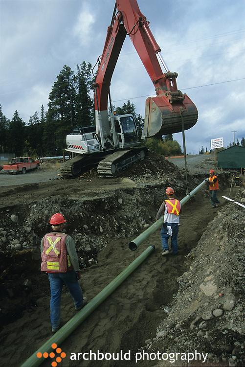 Whitehorse Construction, Yukon