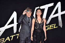 Christoph Waltz, Rosa Salazar attend the Premiere Of 20th Century Fox's 'Alita: Battle Angel' at Westwood Regency Theater on February 05, 2019 in Los Angeles, CA, USA. Photo by Lionel Hahn/ABACAPRESS.COM
