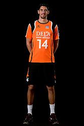 25-04-2013 VOLLEYBAL: NEDERLANDS MANNEN VOLLEYBALTEAM: ROTTERDAM<br /> Selectie Oranje mannen seizoen 2013-2014 / Niels Klapwijk<br /> ©2013-FotoHoogendoorn.nl