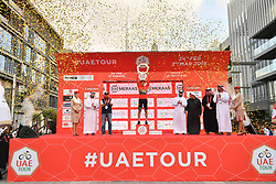 March 2, 2019 - Dubai, Emirati Arabi Uniti, Emirati Arabi Uniti - Foto LaPresse - Massimo Paolone.02 Marzo 2019 Dubai (Emirati Arabi Uniti).Sport Ciclismo.UAE Tour 2019 - Tappa 7 - da Dubai Safari Park a City.Walk - 145 km.Nella foto: durante la tappa..Photo LaPresse - Massimo Paolone.March 02, 2019 Dubai (United Arab Emirates) .Sport Cycling.UAE Tour 2019 - Stage 7 - From Dubai Safari Park to.City Walk  - 90 miles..In the pic: during the race (Credit Image: © Massimo Paolone/Lapresse via ZUMA Press)