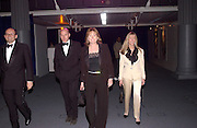 Peregrine Armstrong-Jones. Fundraising party with airline theme in aid of the Old Vic and to celebrate the appointment of Kevin Spacey as artistic director.  <br />Old Billinsgate Market.  5 February 2003. © Copyright Photograph by Dafydd Jones 66 Stockwell Park Rd. London SW9 0DA Tel 020 7733 0108 www.dafjones.com
