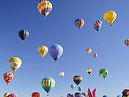 The Albuquerque International Balloon Fiesta 2014