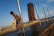 Beach at Barcelonetta, Barcelona