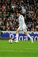 Real Madrid´s Chicharito during 2014-15 La Liga match between Real Madrid and Villarreal CF at Santiago Bernabeu stadium in Madrid, Spain. March 01, 2015. (ALTERPHOTOS/Luis Fernandez)