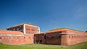 Fragmenty fortyfikacji Zamościa