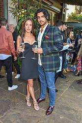 Kurran Pooni who was in the 2018 series of The Apprentice and guest at The Ivy Chelsea Garden Summer Party ,The Ivy Chelsea Garden, King's Road, London, England. 14 May 2019. <br /> <br /> ***For fees please contact us prior to publication***