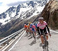 Sykkel<br /> Giro d'Italia 2006<br /> 27.05.2006<br /> Foto: imago/Digitalsport<br /> NORWAY ONLY<br /> <br /> Ivan Basso (Italien / CSC) am Passo de Gavia