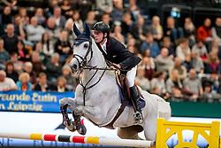 Van Asten Leopold, NED, VDL Groep Beauty<br /> Leipzig - Partner Pferd 2019<br /> © Hippo Foto - Stefan Lafrentz