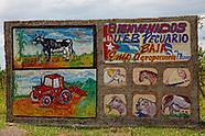 Cuban Farm Signs.