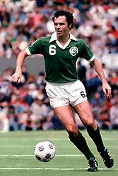 Franz Beckenbauer, New York Cosmos