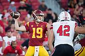 NCAA Football-Utah at Southern California-Sep 20, 2019